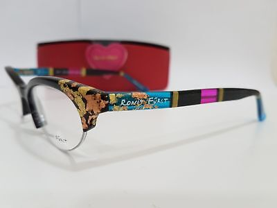 407f3d3227ac Brand New Authentic RONIT FURST RF 1540 Hand painted Eyeglasses eyewear  Frame