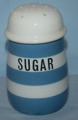 Vintage T.g. Green & Co Cornishware Sugar Sifter/shaker - Made In England