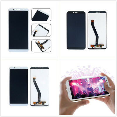 Brand New LCD Screen Replacement Part Outer Glass For Huawei Y6 2018 Black