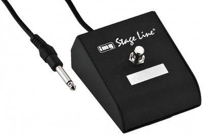 Img Stage Line FS-100 Guitar Foot Switch - Black