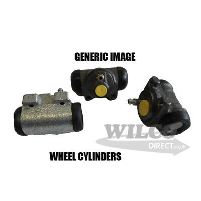 ROVER MONTEGO 2.0 INJECTION WHEEL CYLINDER BWC3026 Check Compatibility
