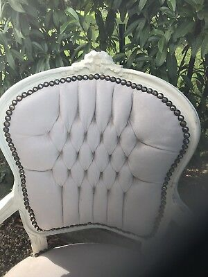 Antique baroque Louis XV style Chairs This Is For A Pair X 2