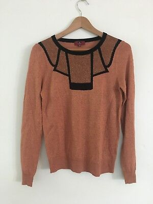 Cue Knit Jumper Size Size medium M