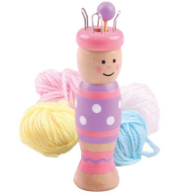 Bigjigs Toys French Knitting Doll