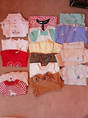 6-9 Months Baby Clothes Bundle Boy Girl Unisex