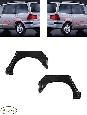 Seat Alhambra 7M 2001 - 2010 2X New Rear Wheel Panel Arches Pair Left + Right
