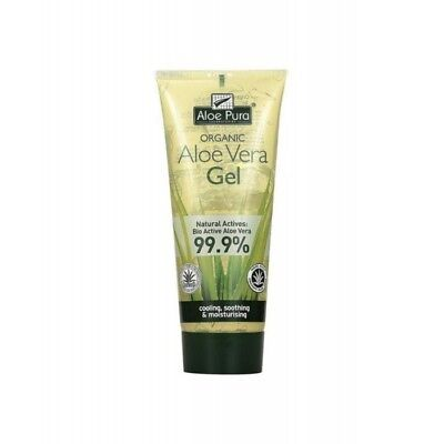 Organic Aloe Vera Gel 200 ml by Aloe Pura