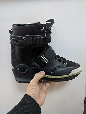 K2 UPTOWN Softboot UFS Inline Skate Aggressive Freestyle BOOT ONLY, Size UK6
