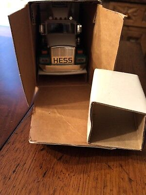 Hess* 1987* Toy* Truck* Bank* Mib*  No* Reserve*