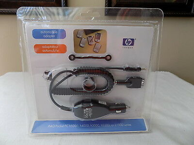 New Factory Sealed HP iPAQ Pocket PC Automobile Adapter Car Charger FA125A#AC3