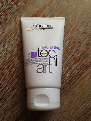 TECNI ART NATUREL LISS FORCE 1 LAIT THERMO-LISSANT 150 ml