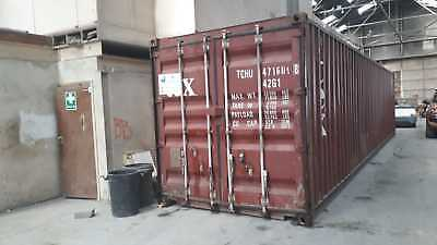 Shipping Containers - UK Depots