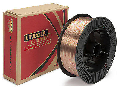 Superarc L-56 Mig Welding Wire, .035-In., 12.5-Lb. Spool