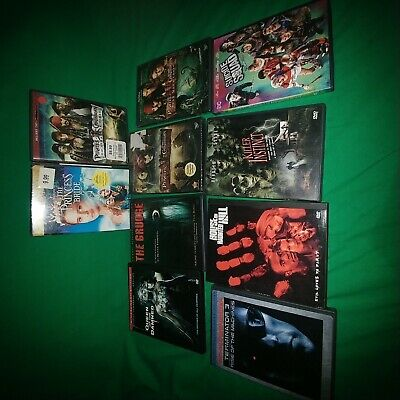 DVD LOT  10 WHOLESALE GOOD CONDITION ASSORTED DVDS All GREAT MOVIES NO FILLERS!