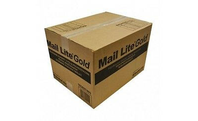 PADDED ENVELOPES A/000 BAGS - GOLD - MAIL LITE STYLE  QTY 100 low low price