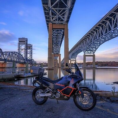 2008 KTM Adventure  uper clean well equipped adventure bike