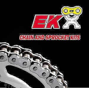 EK X-Ring Gold Chain and Sprocket Kit Yamaha Fazer FZS 600 1997 - 2003