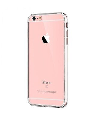 Cover gel TPU case silicone for Apple Iphone 6 Plus Transparent