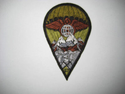 USAF Patch New 57th Rescue Sq Aviano AB