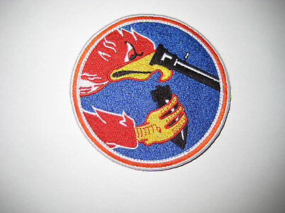 USAF Patch 492d Fighter Squadron  Based on Early Cold War era