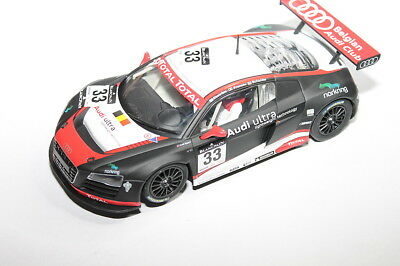 "CARRERA DIGITAL 124 23775, Audi R8 LMS Audi Sport Team WRT 24h Spa 2011 ""No.33"""