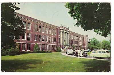 Grover Cleveland High School Caldwell New Jersey Postcard