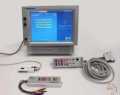 Medtronic NIM Response 3.0 System MPN: 8253002 - COMPLETE and PATIENT READY