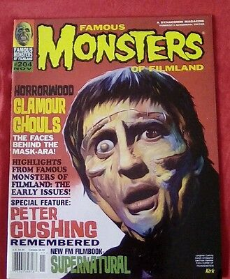 Famous Monsters of Filmland issue no. 204