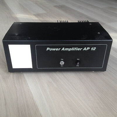 Power Amplifier AP - 12 Verstärker-Audiometer