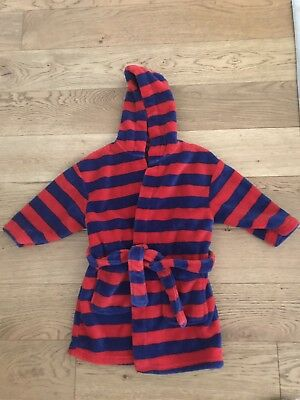 Boys Next Dressing gown Aged 2-3 Years