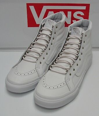47d8733caf VANS SK8-HI SLIM (Rivets) Antique Silver True White VN-00018IJV0 ...