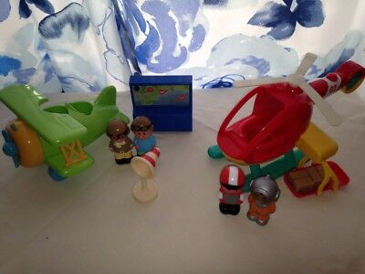 Happyland Rescue Helecopter