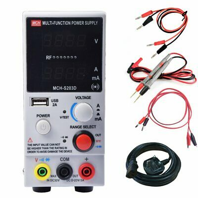 MCH-S203D Professional DC Power Bench Supply For Mobile Phone Repair