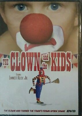 The Clown and the Kids DVD