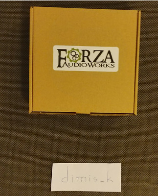 Forza Audioworks Balanced Cable for OPPO PM-3. Boxed !