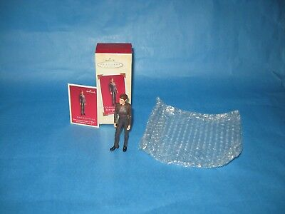 Hallmark Keepsake Ornament Enterprise  Sub-Commander T'Pol