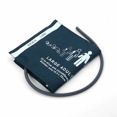 Adult large 33-47cm  Reusable BP cuffs For CONTEC NIBP Monitor USA USPS New