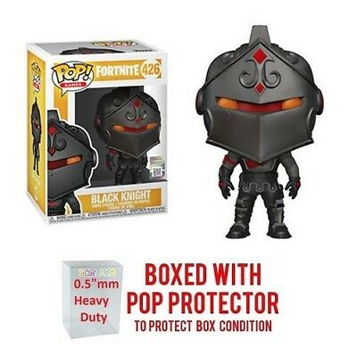 Pop Games : Fortnite - Black Knight #426 Vinyl w/Protector Case -IN STOCK-