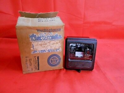 Westinghouse C0-9H1101N Overcurrent Relay Style 264C901A05 Type C0-9 - New