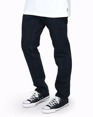 Size 32 NWT Men/'s Element Desoto Tapered Leg Mid Blue Jeans RRP $99.99.