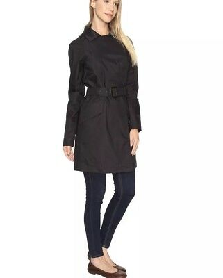 89a74daaa THE NORTH FACE Women's Kadin Trench Black Size L