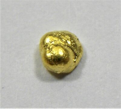 0.19g Refined Gold Nugget - 24 Carat #30