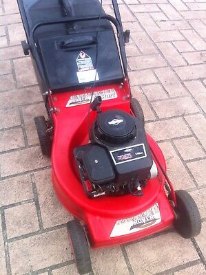Rover 4 stroke Quick Start lawn mower