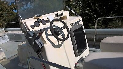 Rib 7 metre with twin Yamaha four stroke outboards and trailer. READ DESCRIPTION