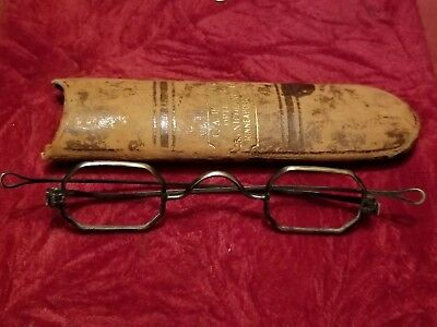 Antique Eye Glasses Frames