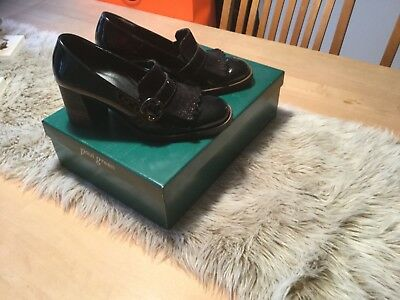 Paul Green Damen Pumps Gr.38 Schwarz