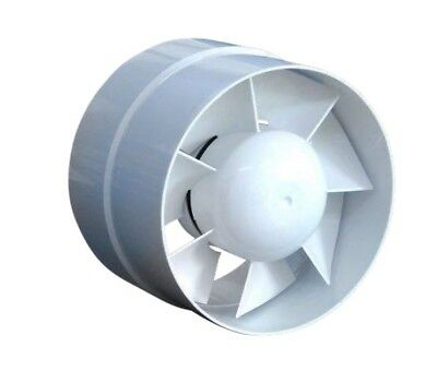 Round Ventilation Fan Model: YF80113S Diameter :150mm