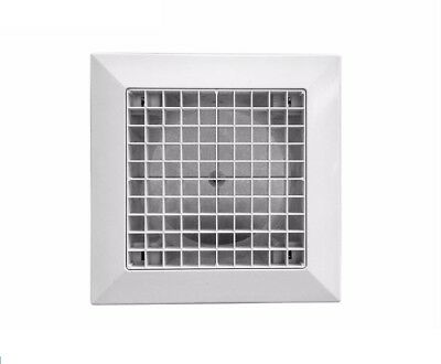 Air Conditioning Air Master With Magnet Easy Cover Face:210 x210mm  Neck:150mm