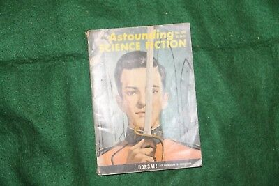 Astounding Science Fiction, November 1959