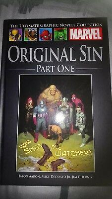 Marvel Graphic Novel Collection:Original Sin Part One Issue 98